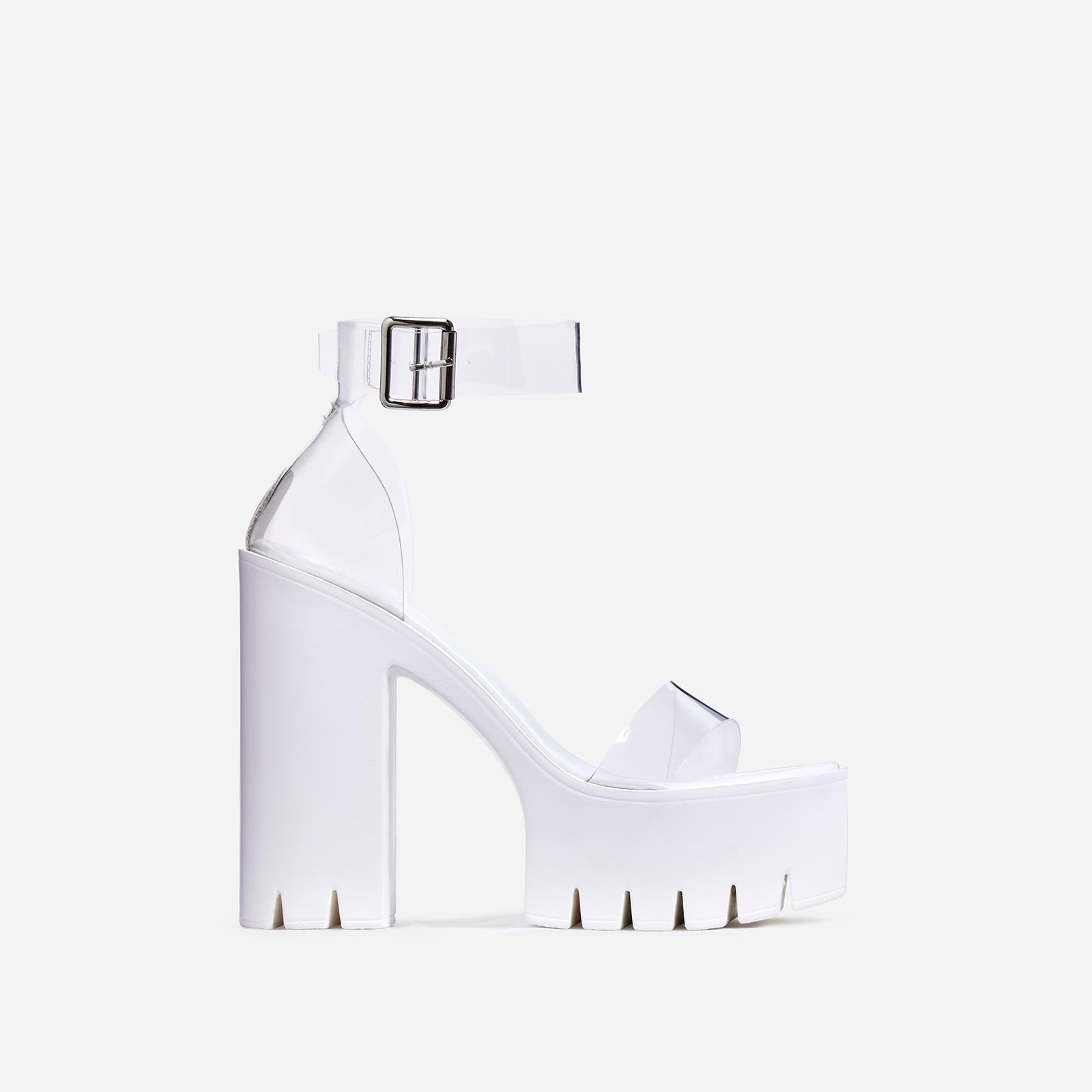 Shop Women | Chunky \u0026 Platform | White