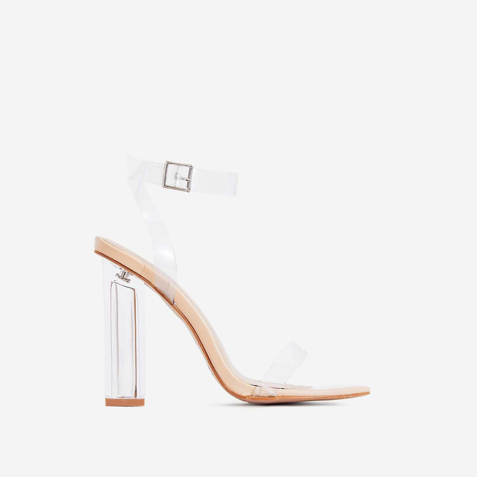 Women's Perspex Heels & Shoes | EGO Shoes