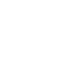 Striped Detail Faux Fur Pom Pom Hat In White Knit