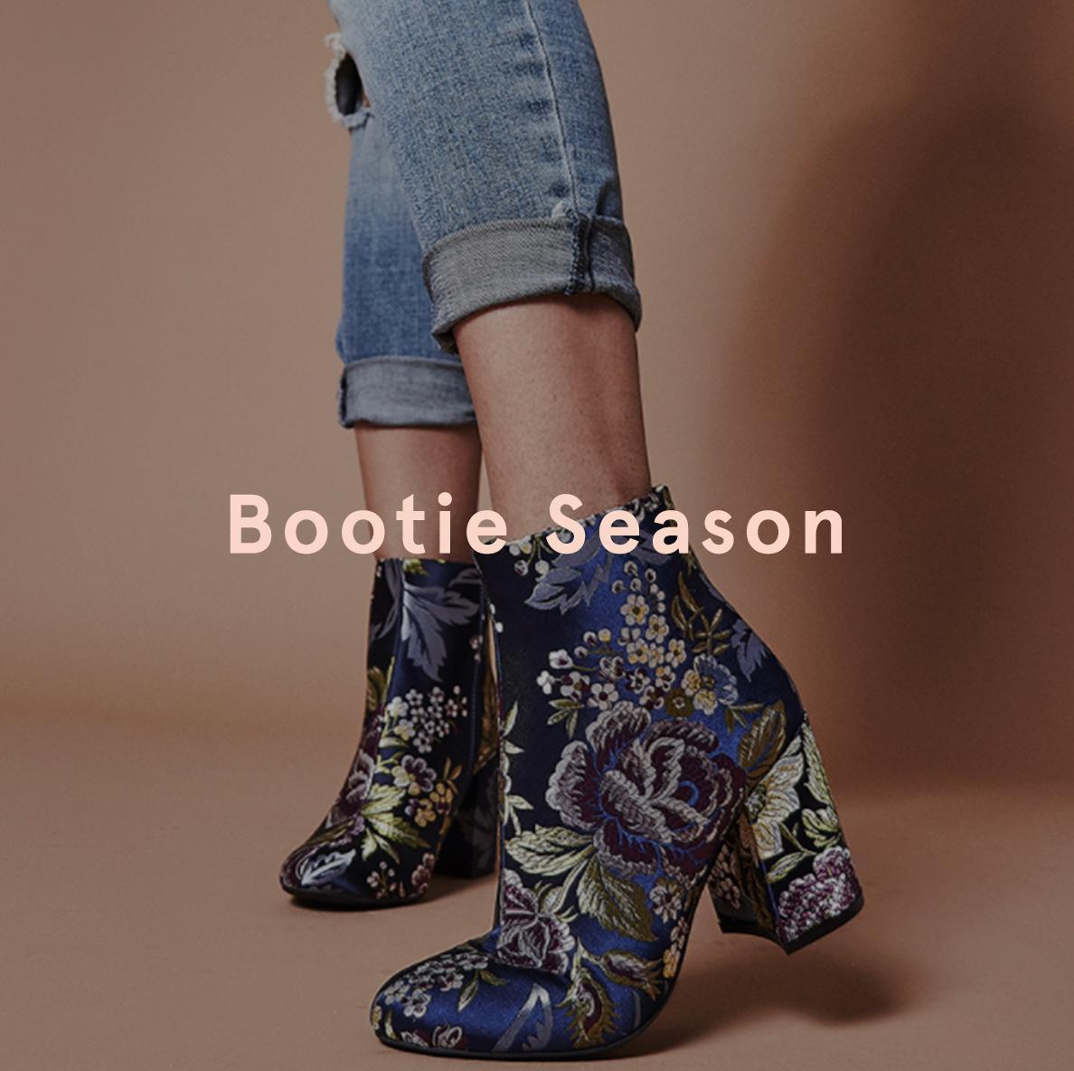 Bootie Season Ego AW17