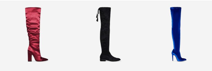 Glaze Arlo Alabama Long Boots