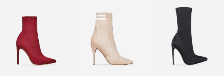 Sock Boots Fiona Bobbie Phoenix
