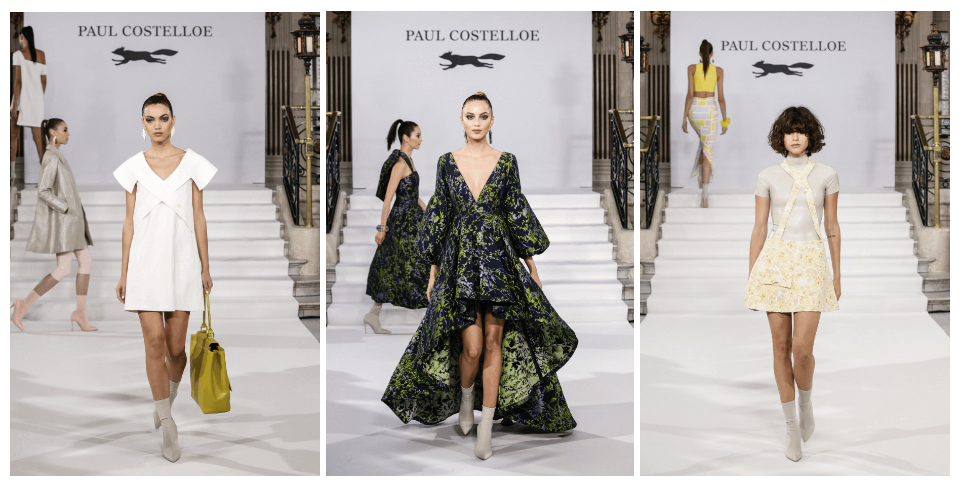 LFW Paul Costelloe Ego Shoes