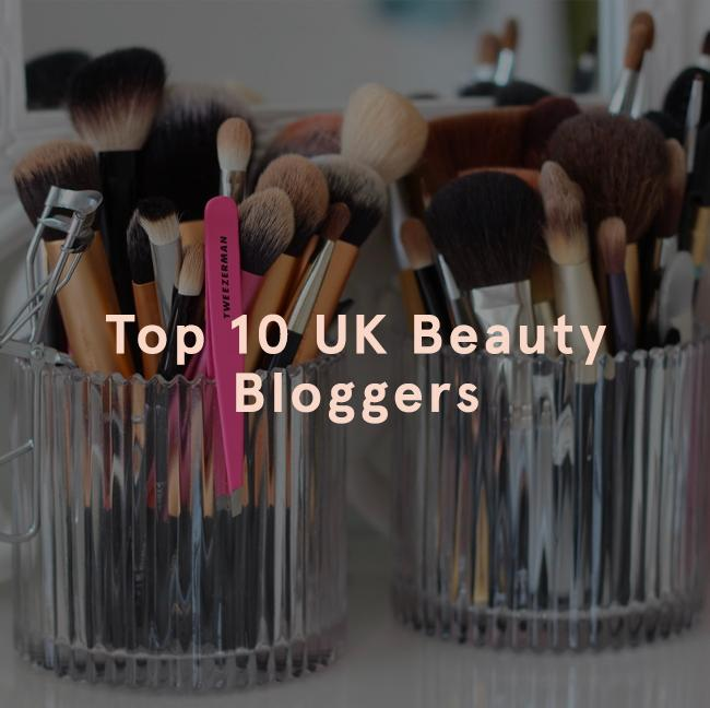 top uk beauty bloggers